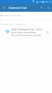 AT&T Diamond Club Event - screenshot