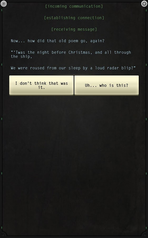 Lifeline: Silent Night Screenshot 7