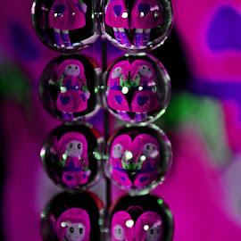 STACK IT UP by Yako Laverde - Artistic Objects Other Objects ( colour, dolls, art, bubbles, beauty )