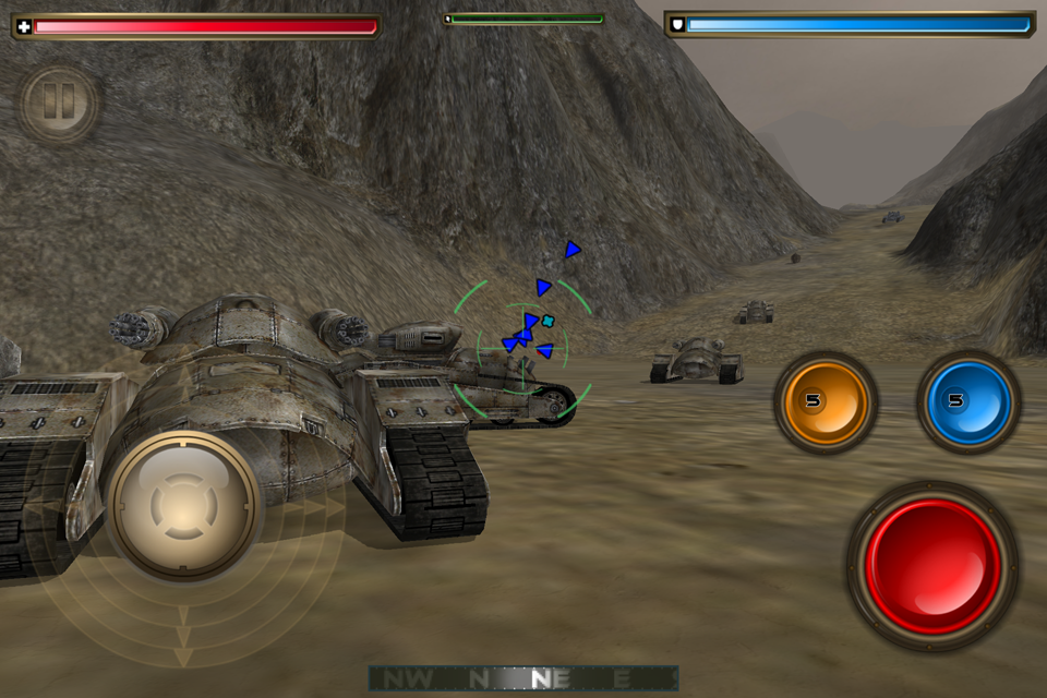 Tank Recon 2 Screenshot 5