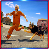 Police Dog 3D : Crime Chase APK for Bluestacks