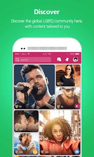 Free Download Moovz - The Global LGBT Social Network APK for Samsung