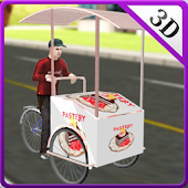 Free Download Bakery pastry delivery boy ☕ APK for Samsung