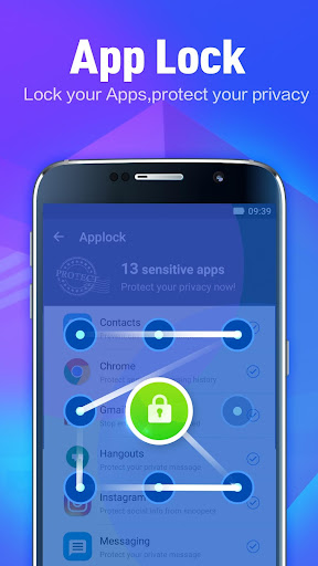 Super Cleaner - Antivirus, Booster, Battery Saver screenshot 6