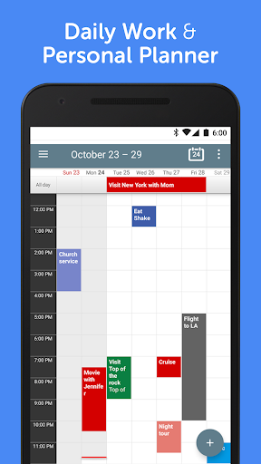 Calendar+ Schedule Planner App screenshot 4