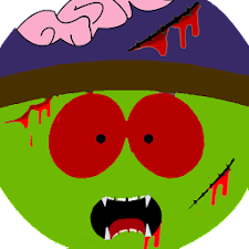 Zombie In South Park-Town