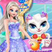 Game Doctor && Clean up Cat - Angela apk for kindle fire