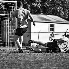 by Leah Slosberg - Sports & Fitness Soccer/Association football