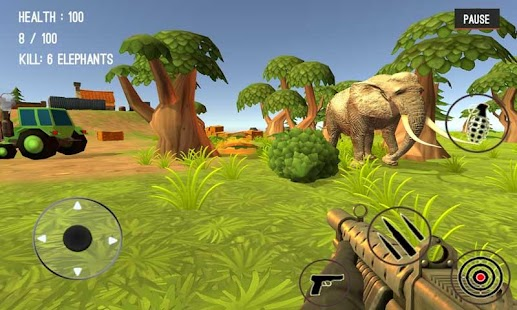 Game Wild Zoo Animals Hunting City APK for Windows Phone
