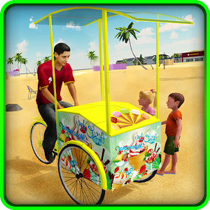 Beach Ice Cream Delivery SIM
