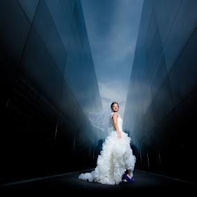 Bride by Drew Noel - Wedding Bride ( drew noel photography )