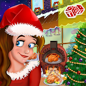 Free Christmas Cooking BBQ Maker APK for Windows 8
