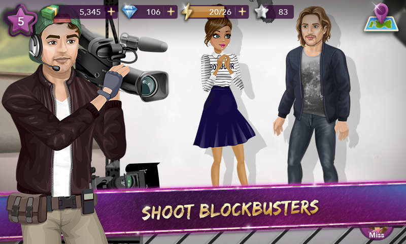 Hollywood Story Screenshot 0