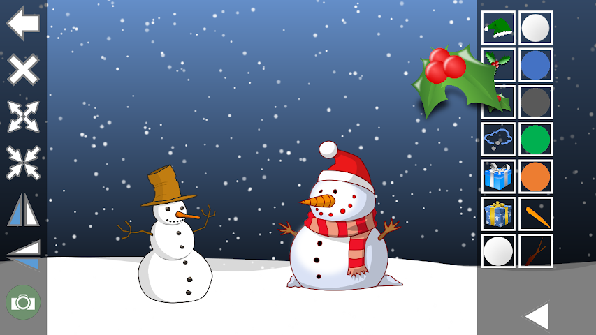 android Christmas Maker Screenshot 3