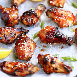 Sesame Oil Marinades Recipes