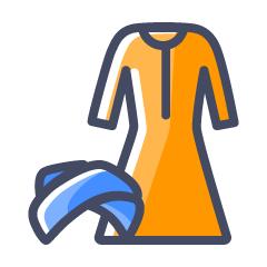 Fabindia, Bhuj, Bhuj logo