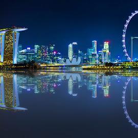 by Hockseng Ong - City,  Street & Park  Skylines