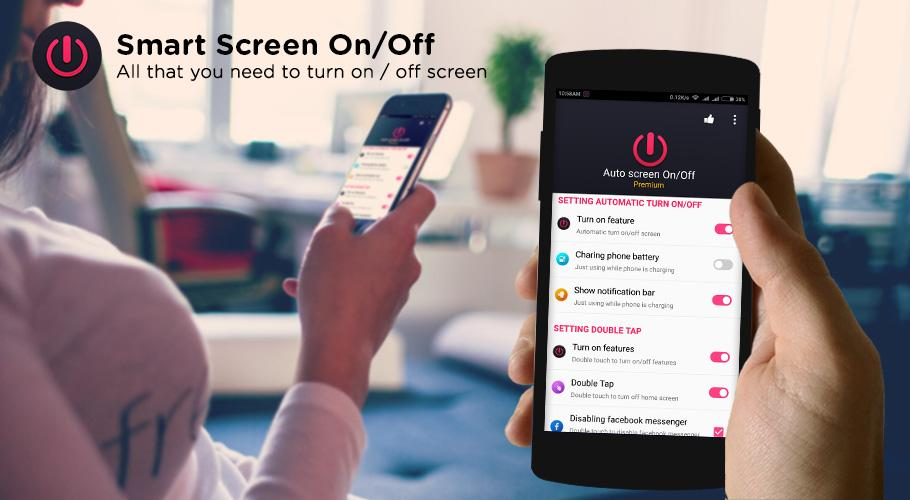 Smart Screen On Off & Lock Screenshot