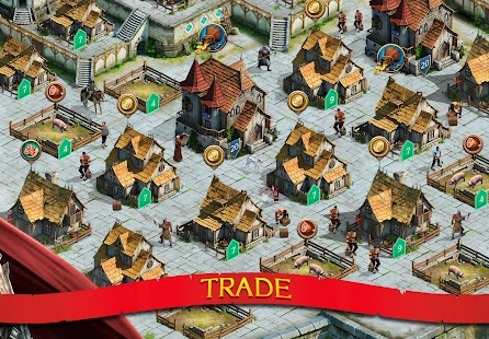 APK Game Stormfall: Rise of Balur for iOS