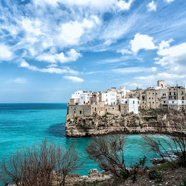 Polignano a mare by Antonello Madau - City,  Street & Park  Historic Districts