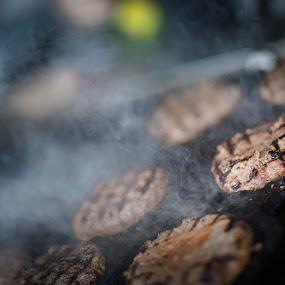 by Mohamad Sa'at Haji Mokim - Food & Drink Meats & Cheeses