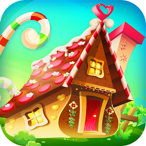 Candy House Maker