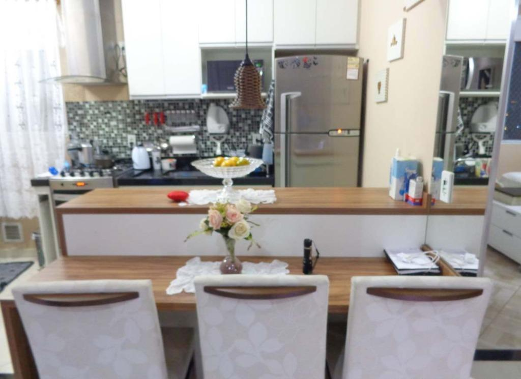 Apartamento com 2 dormitórios à venda, por R$ 175.000 - Ideal Flamboyant - Matão, Sumaré/SP