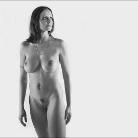 Stand proud by Peter DuChene - Nudes & Boudoir Artistic Nude ( colour, crash & burn photography, nude, johannesburg, shadow, portfolio, south africa, photographer, beauty, portrait )