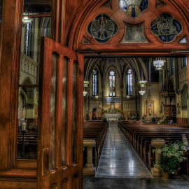 St Johns, Indy by Jason James - Buildings & Architecture Places of Worship