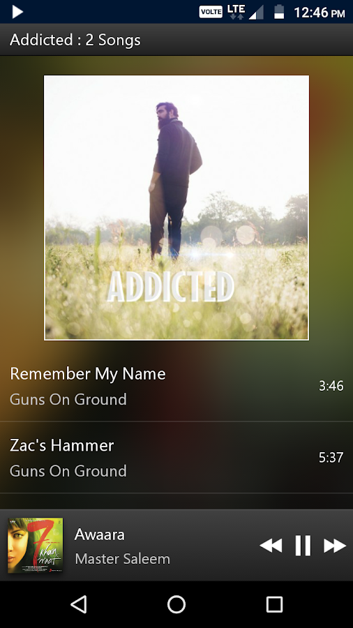 PowerAudio Pro Music Player Screenshot 6