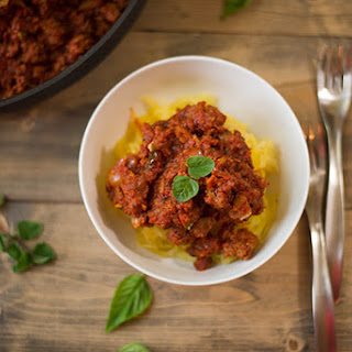 Pasta With Meat Sauce And Peas Recipes