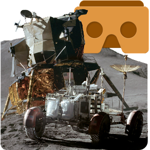 Apollo 15 Moon Landing VR for Android