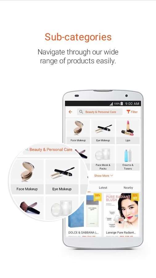 Shopee MY: Buy&Sell on Mobile Screenshot 2