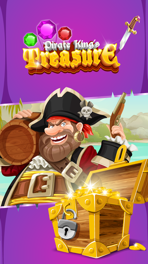 Pirate King's Treasure Screenshot