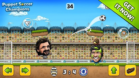 Download Full Puppet Soccer Champions 2014 1.0.40 APK