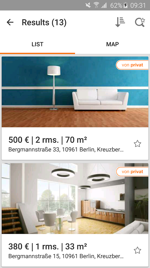 Immobilien Scout24 Screenshot 4
