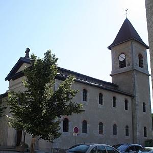 photo de Eglise Lumbin (Ste. Marie Madeleine)