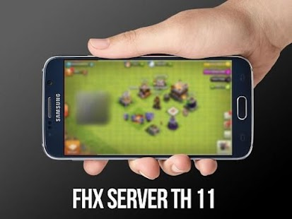 App Fhx Server Update TH11 Pro APK for Windows Phone