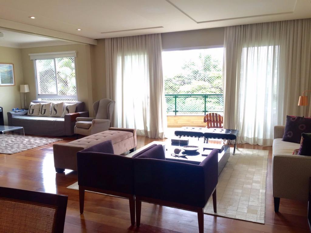 Apto 3 Dorm, Brooklin Novo, São Paulo (AP16720) - Foto 5