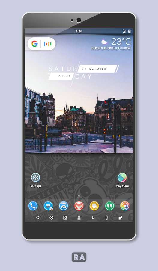 Lens Icon Pack Screenshot 3