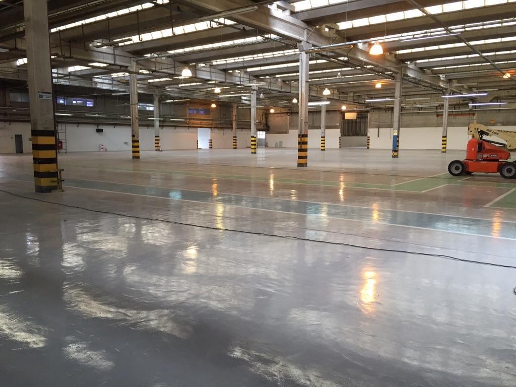 Galpão, 8250 m² - venda por R$ 20.000.000,00 ou aluguel por R$ 149.000,00/mês - Parque Industrial Daci - Taboão da Serra/SP