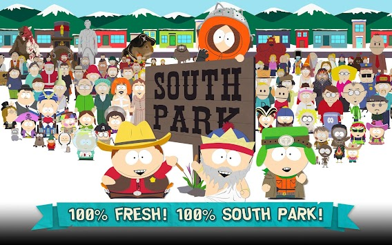 South Park: Phone Destroyer™ (Unreleased) APK screenshot thumbnail 7