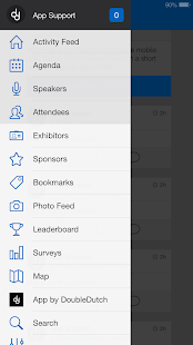 2016 HCHB Users Conference - screenshot