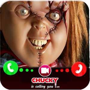 Download free Fake Call from vedio chucky DOLL for PC on Windows and Mac