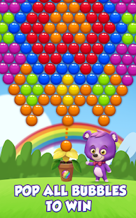 Bubble Rainbow - screenshot