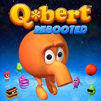 Q*Bert Rebooted:SHIELD Edition For PC (Windows And Mac)