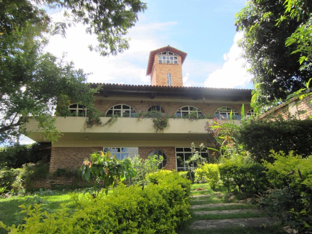 Casa  286 m² Lote 1100 m² 5 Quartos 10 vagas Bandeirantes (P...