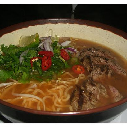 Five Spice Beef and Noodles