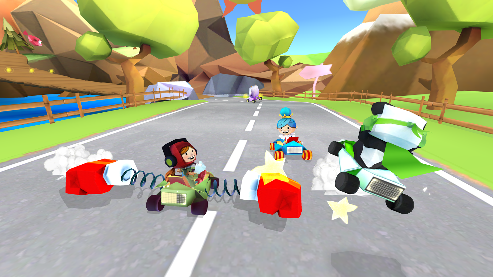 KING OF KARTS Screenshot 6