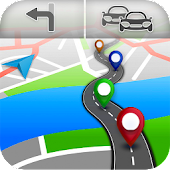 Download Android App GPS Navigation Maps Traffic Travel Route Finder for Samsung